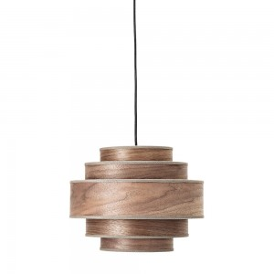 Lampa WALNUT Bloomingville - Ø35